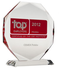 top employers 2012